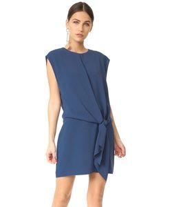 Tibi | Платье Savanna С Завязками Спереди