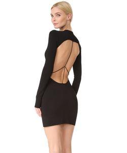 ESTEBAN CORTAZAR | Платье С Открытой Спиной