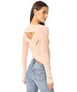 360 Sweater   Свитер С Открытой Спиной Veda