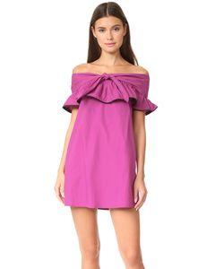 Line & Dot   Платье Lorena С Открытыми Плечами