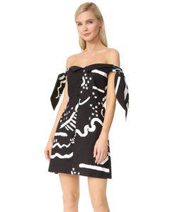 Isa Arfen | Платье С Узлами И Открытыми Плечами