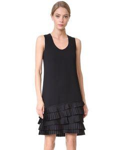 Victoria, Victoria Beckham | Свободное Платье С Плиссированным Подолом