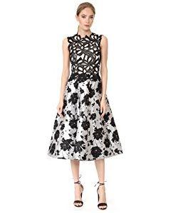 Monique Lhuillier | Sleeveless Dress