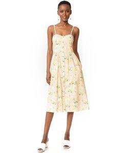 Rebecca Taylor | Платье Без Рукавов Firefly С Цветочным Рисунком
