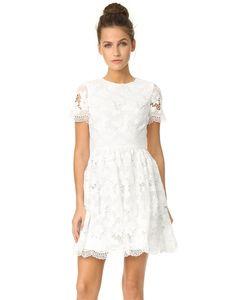 Alice + Olivia | Нарядное Платье Karen С Округлым Вырезом