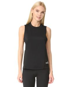 Adidas By Stella  Mccartney | Свободная Майка Для Бега Zebra