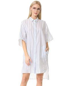 Acne | Платье-Рубашка В Полоску Debrah