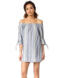 maven west | Платье Nikki С Открытыми Плечами И Завязками На Узел