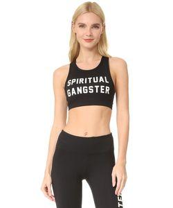 Spiritual Gangster | Спортивный Бюстгальтер Sg