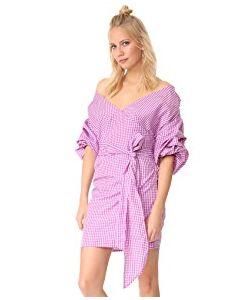 MLM LABEL | Salo Wrap Dress