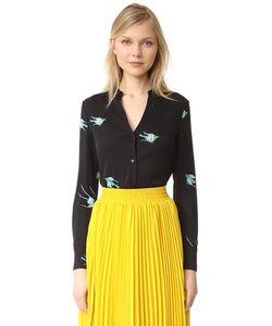Diane Von Furstenberg | Рубашка С V-Образным Вырезом