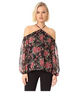 WAYF | Liberty Cold Shoulder Top