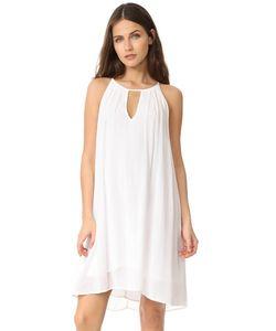 Bella Dahl | Платье С Завязками Уздечкой И Остроугольным Низом