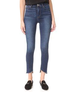 Joe'S Jeans | Джинсы-Скинни До Щиколотки Charlie С Высокой Посадкой
