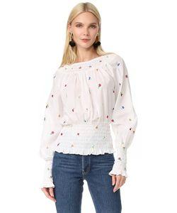 Suno | Блуза Со Сборками