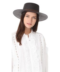 JANESSA LEONE | Шляпа Lina Bolero