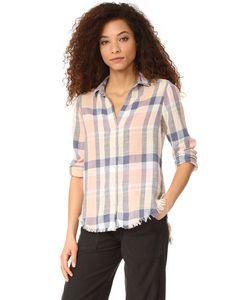 Bella Dahl | Рубашка С Пуговицами И Потрепанным Краем