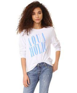 Wildfox | Aquaholic Sweatshirt
