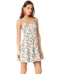 Alice + Olivia | Платье На Пуговицах Спереди Nella