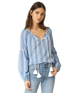 Love Sam | Блуза С Цветочным Рисунком