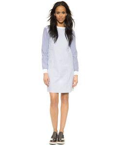 Shades Of Grey By Micah Cohen | Свободное Платье Multi Fabric
