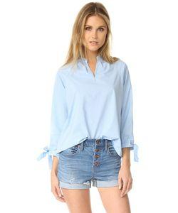 Madewell | Блуза С Рукавами С Завязками
