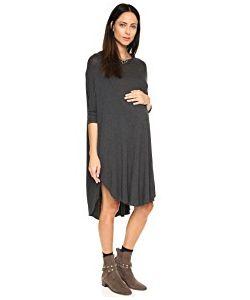 HATCH   The Jersey Drape Dress