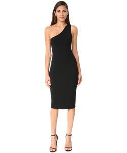 Diane Von Furstenberg | Вязаное Платье С Открытым Плечом