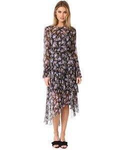 Zimmermann | Платье С Перекрученным Ярусом