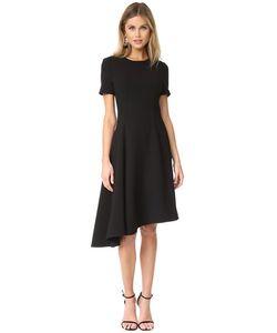 Black Halo   Асимметричное Платье Olcay