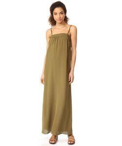 Vince | Платье С Вышивкой