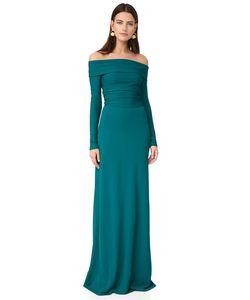 Derek Lam   Вечернее Платье С Открытыми Плечами