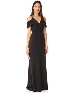 Halston Heritage | Вечернее Платье С Открытыми Плечами