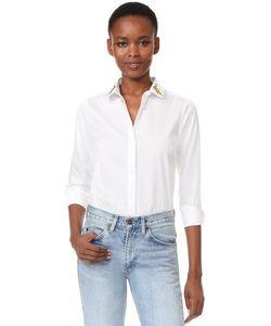 MAISON LABICHE | Рубашка С Пуговицами И Пантерами