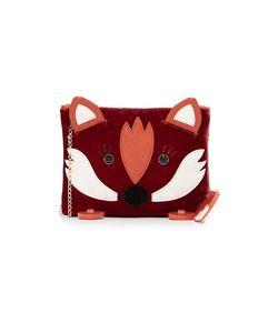 Charlotte Olympia | Сумочка Fox