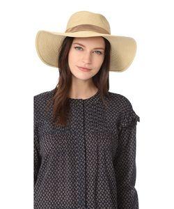Madewell | Складная Соломенная Шляпа С Отстрочкой
