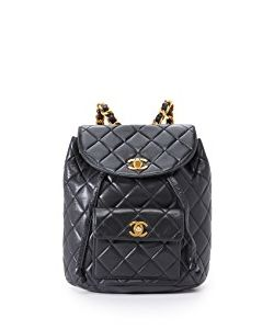 What Goes Around Comes Around | Chanel Classic Backpack Previously Owned