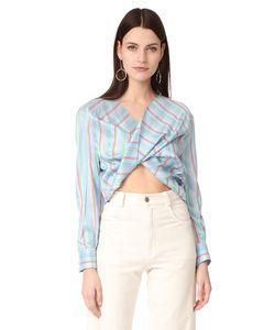 ESTEBAN CORTAZAR | Асимметричная Рубашка Torn