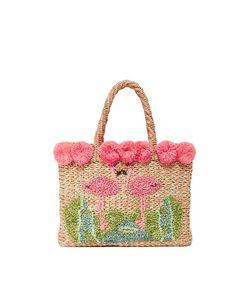 Serpui Marie | July Flamingo Basket