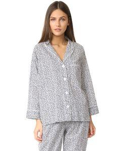 Sleepy Jones | Пижамная Рубашка Liberty Grace Marina С Цветочным Рисунком