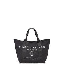 Marc Jacobs | Объемная Сумка С Короткими Ручками New С Логотипом
