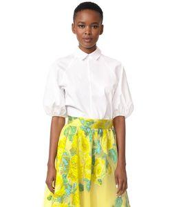 Lela Rose | Рубашка С Широкими Рукавами