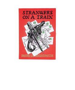 Olympia Le-Tan | Клатч В Виде Книги Strangers On A Train