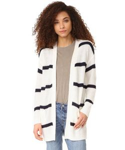 cupcakes and cashmere | Ridley Stripe Cardigan