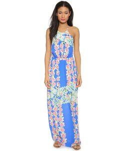 Charlie Jade | Разноцветное Платье С Цветочным Принтом