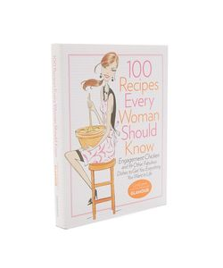 Books with Style | 100 Recipes Every Woman Should Know