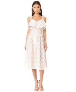 J.O.A. | Платье С Оборками