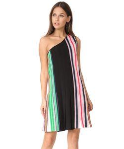 Diane Von Furstenberg | Платье На Одно Плечо С Лентой