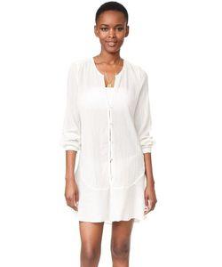 Vix Swimwear | Однотонное Пляжное Платье Ebe