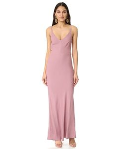 Line & Dot | Платье Косого Кроя Robaina